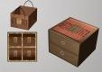 杭州月饼上海包装盒设计